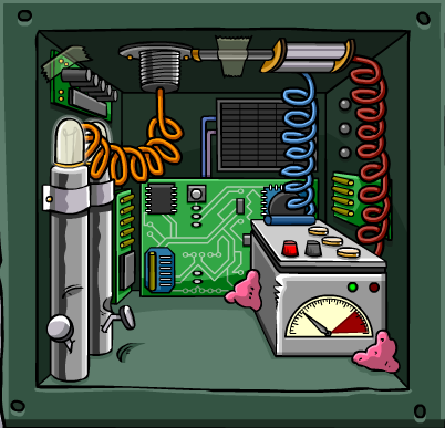 mission 3 5?w=510 club penguin missions! club penguin vault! how to fix the fuse box in club penguin at mifinder.co